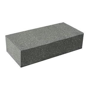 Stonemaster Dark grey washed Paving slab (L)300mm (W)100mm Pack of 240