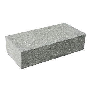 Stonemaster Mid grey washed Paving slab (L)300mm (W)100mm Pack of 240