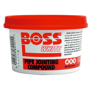 Image of Boss White Jointing compound 400g