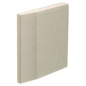 Gyproc Standard Tapered edge Plasterboard  (L)1.8m (W)0.9m (T)9.5mm