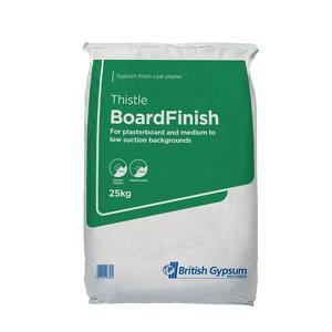Thistle BoardFinish Plaster  25kg Bag