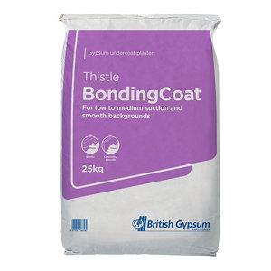 Thistle Bonding Coat Undercoat plaster  25kg Bag