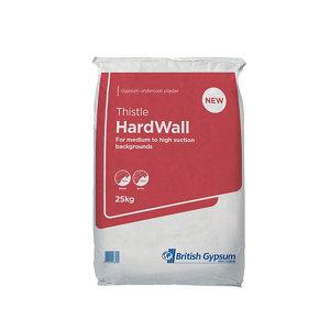 Thistle Hardwall Undercoat plaster  25kg Bag