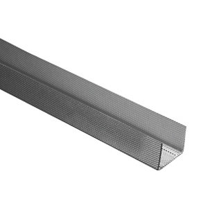 Image of Gypframe Gyplyner Steel Folded edge channel (L)3m