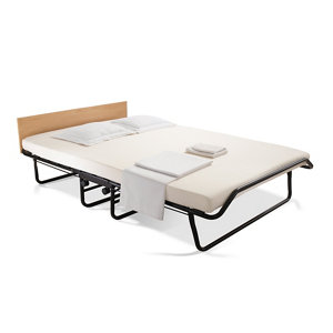 Image of Jay-Be Impression Double Foldable Guest bed with Memory foam mattress