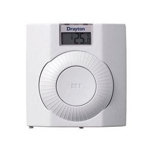 Drayton Thermostat White
