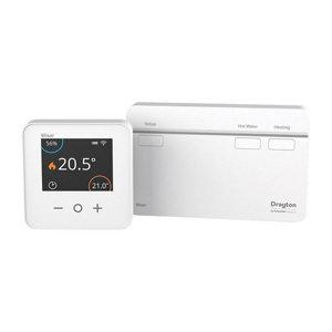 Image of Drayton WT724R9K0902 Thermostat control kit