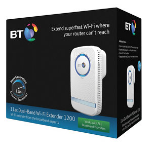 Image of BT 1200 Wi-Fi extender