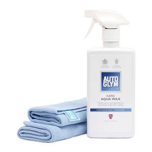 Image of Autoglym 3 piece Car wax kit