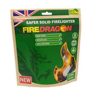 Image of Firedragon Firelighters Pack of 12