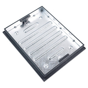 Image of Clark Rectangular Framed Recessed Manhole cover (L)600mm (W)450mm