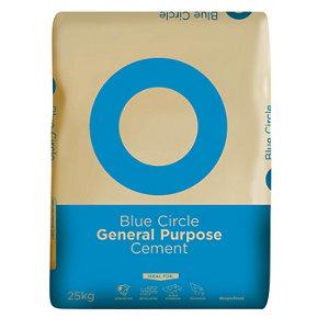 Image of Blue Circle Multipurpose Cement 25kg Bag