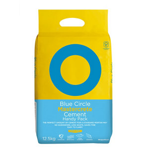 Image of Blue Circle Mastercrete Cement 12.5kg Handy bag
