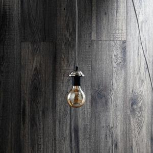 Image of Inlight Nickel effect Steel Pendant set
