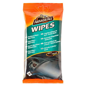 Image of Armor All Unscented Dashboard wipe Pack of 15