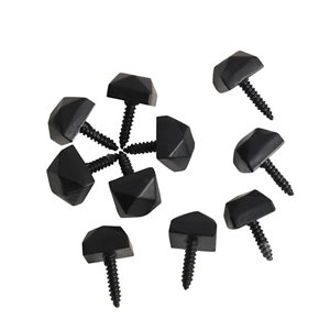 Image of The House Nameplate Company Iron Stud (L)0.01m (Dia)10mm Pack of 10