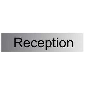 Image of Reception Self-adhesive labels (H)50mm (W)225mm