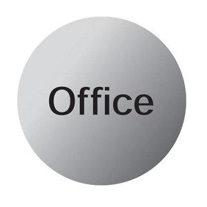 Image of Office Advisory sign
