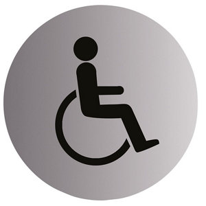 Image of Disabled Advisory sign