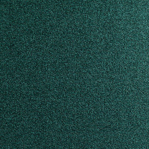Image of Colours Dark green Loop Carpet tile (L)500mm