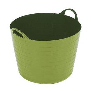 Image of FLEXI TUB LIME GREEN 40L