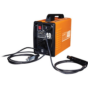 Image of Impax 240V Arc welder IM-ARC140 / 10 / 115
