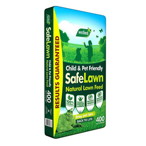 Image of Westland Safelawn Lawn treatment 400m² 0.01kg
