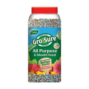 Image of Gro Sure Universal Plant feed Granules 1.1kg