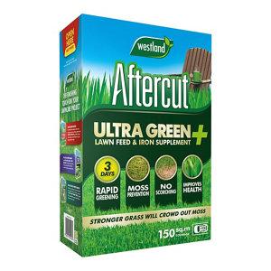 Image of Aftercut Ultra green Lawn fertiliser 150m² 5.25kg