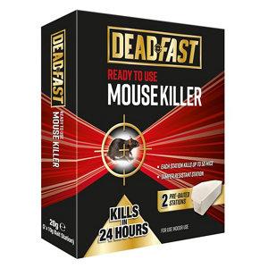 Image of Deadfast Mice Bait station