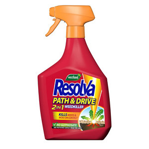 Image of Resolva Path & Drive Weed killer 1L