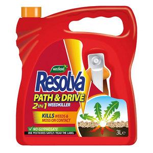 Image of Resolva Path & Drive Weed killer 3L