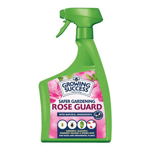 Image of Growing Success Rose Guard Weed killer 0.8L