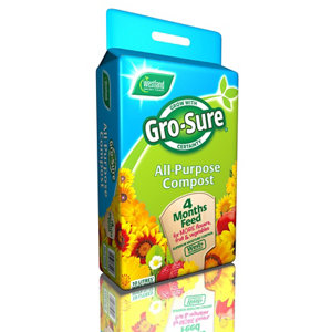 Image of Gro-Sure Multi-purpose Compost 10L