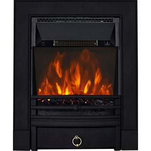 Focal Point Soho Cast iron effect Electric Fire