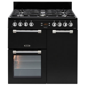 Leisure Cookmaster CK90F232K Freestanding Dual fuel Range cooker with Gas Hob