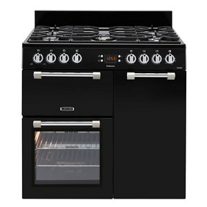 Leisure Cookmaster CK90G232K Freestanding Dual fuel Range cooker with Gas Hob