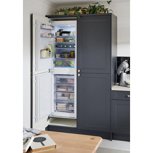 Beko BCB5050F 50:50 White Integrated Fridge freezer