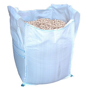 Image of 10mm Limestone Chippings Bulk Bag