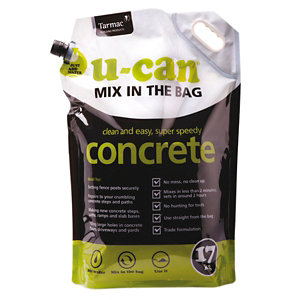 Image of U-Can Mix in the bag Concrete 17kg Bag