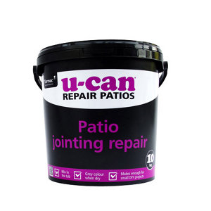 Image of U-Can Paving joint repair grout 10kg Tub