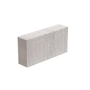 Toplite Aerated concrete Block (L)440mm (W)140mm