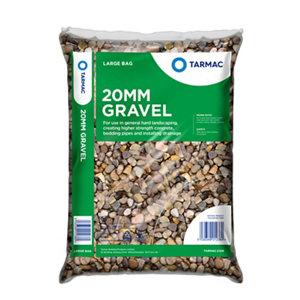 Tarmac 20mm Gravel  Large Bag