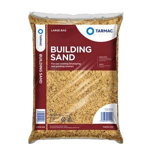 Image of Tarmac Building sand Large Bag