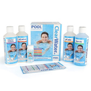 Image of Clearwater Chemical starter kit