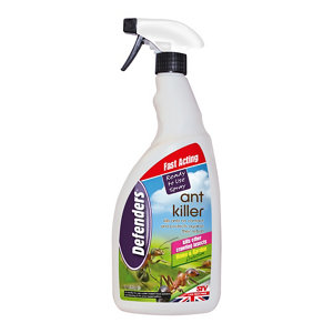 Image of Defenders Ant Killer Insect spray 1L 808g