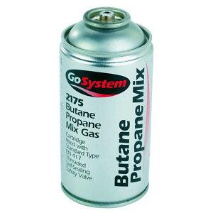 Image of GoSystem Butane & propane Gas cylinder 170g