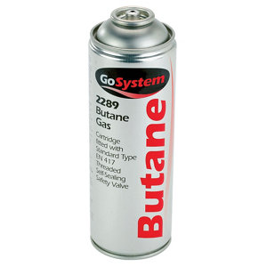 Image of GoSystem Butane Gas cylinder 280g