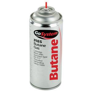 Image of GoSystem Butane Gas cylinder 0.14kg