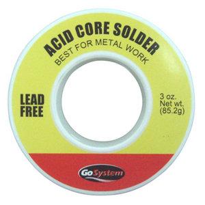 Image of GoSystem Acid core solder